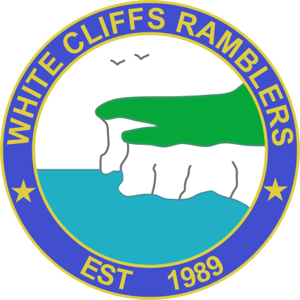white cliffs ramblers